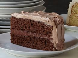 brown cake chocolate layer cake science of cooking