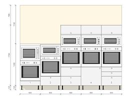 meuble de cuisine pour micro onde dimension encastrement four micro onde guides recettes astuces
