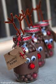 Decorate A Mason Jar For Christmas by Christmas Gift In A Jar Ideas For Everyone On Your List The