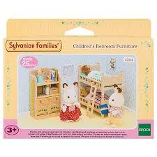 Childrens Bedroom Sets Sylvanian Families Children U0027s Bedroom Furniture Set Kids U0027 Gifts