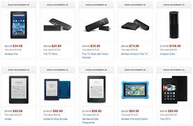 amazon black friday deals tv deal amazon echo and fire tv products all discounted for black