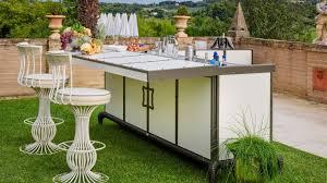luxury outdoor kitchens by samuele mazza youtube