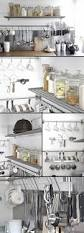 Kitchen Shelves Ikea by Best 25 Stainless Steel Kitchen Shelves Ideas On Pinterest
