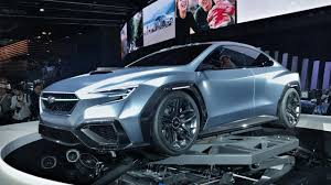 subaru concept cars this subaru viziv shows us the next wrx saloon top gear