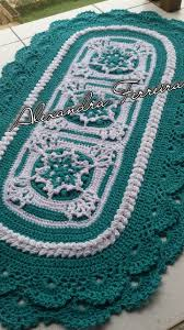 Crochet Bathroom Rug by 545 Best Crochet Rugs Images On Pinterest Crochet Rugs Bathroom