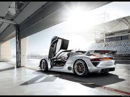 Porsche 918 Liquid Metal - 2011 porsche 918 rsr caricos com