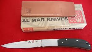 al mar kitchen knives al mar pocket knife eagle talon micarta lockback