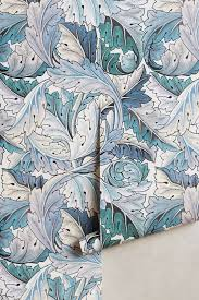 William Morris Wallpaper by Acanthus Wallpaper Anthropologie