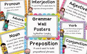learning with mrs langley monday made it grammar wall freebie