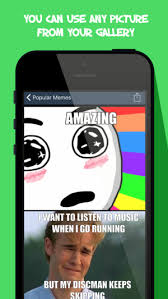 App To Make Your Own Meme - make your own meme funny memes on the app store