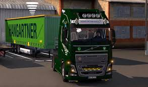 Truck Accessories Interior New Volvo Fh16 Accessories Interior V3 3 1 28 X Truck Mod