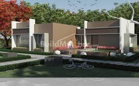 triad 2 bhk house design plan
