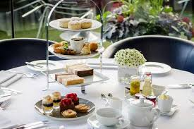 oxo tower london afternoon tea review olive magazine