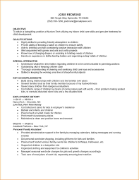 Job History On Resume by 4 How To Put Babysitting On Resume Bibliography Format