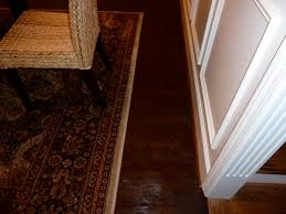 Laminate Flooring T Molding Shhhhhh Don U0027t Call It A Sub Floor Our Fifth House