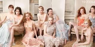 Anne Hathaway Vanity Fair Vanity Fair Hollywood Issues