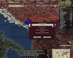 brotherhood and unity a divide by zero aar starting as serbia