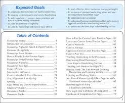 handwriting teacher training workbook 057633 details rainbow