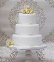 simple wedding cakes wedding cakes simple wedding cakes with roses simple wedding