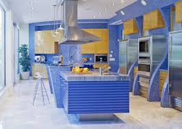 blue modern kitchen inspiring blue kitchen ideas to renovate your kitchen livinghours