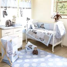 Boy Nursery Bedding Sets Animal Baby Boy Crib Bedding Sets Lively For Boys Birdcages