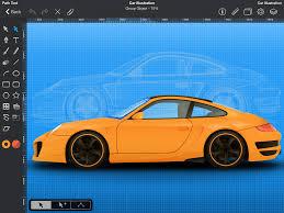autodesk graphic ipad illustration and graphic design