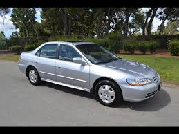 sold 2002 honda accord ex silver for sale by corvette mike anaheim