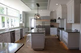 Kitchen Cabinet Countertop Color Combinations Furniture Light Grey Kitchen Cabinets Painted Kitchen Cabinets