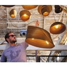 Cardboard Pendant Light Nu Lighting Australia