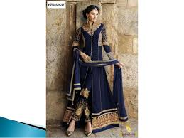 latest embroidery party wear salwar suit designer dresses