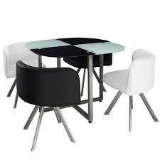 Cuisine En U Avec Ilot Central by Table De Cuisine Noir Table De Cuisine Noir With Table De Cuisine