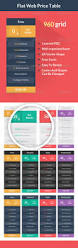 83 best price tables images on pinterest pricing table website