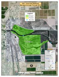 Yuma Az Map Lcr Mscp Yuma East Wetlands