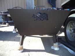 36 Fire Pit by 36 X 36 Fire Pit 2 Heacock Trailers