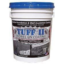 styro industries 5 gal foundation grey tuff ii foundation coating