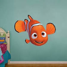 Disney Bedroom Wall Stickers Huge Finding Nemo Decal Wall Sticker Removable Art Vinyl Dory