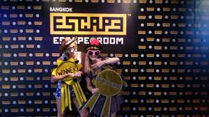newly opened april 2015 the escape room u2013 beyond khao san road