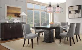 Solid Wood Formal Dining Room Sets Uncategories Contemporary Dining Tables For Small Spaces Modern