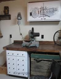 Old Kitchen Cabinet Makeover 63 Best Shed Workshop Studio Makeover Images On Pinterest Diy