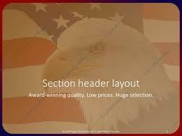 American Flag Powerpoint Background Wild West Powerpoint Template Bilder 25 U003e U003e Western Powerpoint