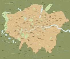 World Map Ai File Free Download by Map Of Greater London Districts And Boroughs Maproom