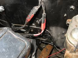 mustang gauge feed wiring harness 1967 1968 installation