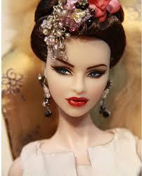133 beautiful faces barbie dolls images