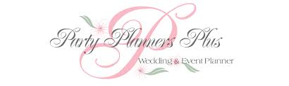 Wedding Day Planner Party Planners Plus Planning Your Wedding Day By Day My New Logo