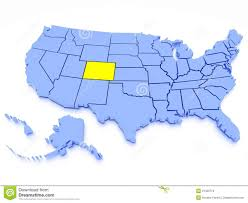 States Map Of Usa by Map Us States Colorado Maps Of Usa