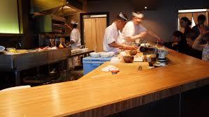 japanese restaurant cook at table sushi kaji glamorous gamer girls