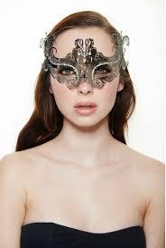rhinestone masquerade masks floral scroll laser cut masquerade mask