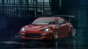brz subaru wallpaper car toyota tuning scion fr s subaru brz stance red cars