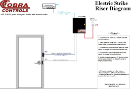 intercom wiring diagram intercom free diagrams at emergency door