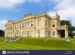 brodsworth hall victorian country house in doncaster south stock